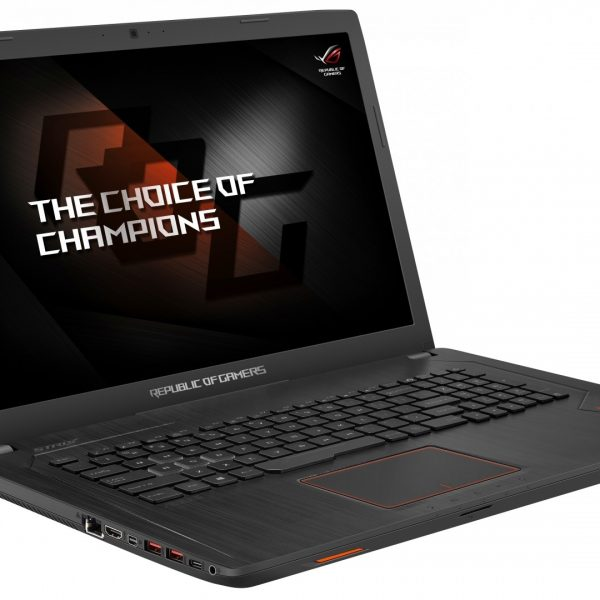 najlepszy laptop do gier Asus Strix GL753VE-GC016T